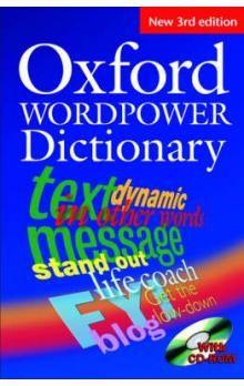 Oxford Wordpower Dictionary 3rd Edition cena od 254 Kč