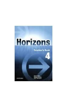 Paul Radley: Horizons 4 Teacher´s Book cena od 457 Kč