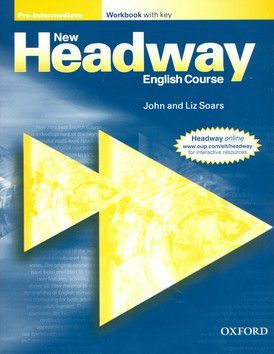 John a Liz Soars: New Headway Pre-Intermediate Workbook with Key cena od 199 Kč