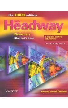 John Soars: New Headway Third Edition Elementary Student´s Book CZ cena od 397 Kč