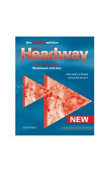 John Soars: New Headway 3rd Edition Pre-Intermediate Workbook with Key cena od 212 Kč