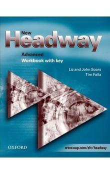 John a Liz Soars: New Headway Advanced Workbook with key cena od 196 Kč