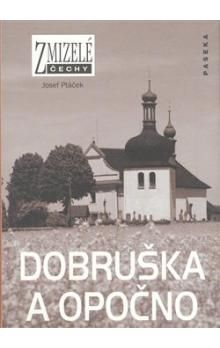 Josef Ptáček: Dobruška a Opočno cena od 194 Kč