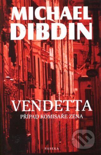Michael Dibdin: Vendetta cena od 222 Kč