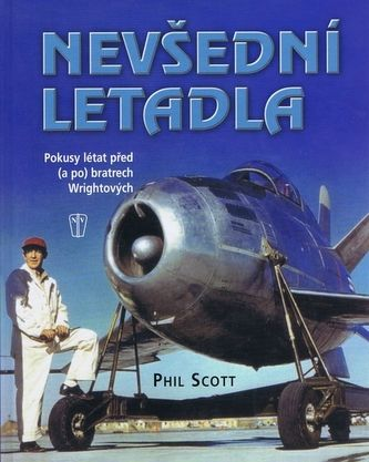 Phil Scott: Nevšední letadla cena od 129 Kč