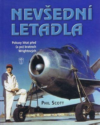 Phill Scott: Nevšední letadla cena od 133 Kč