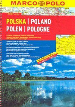 Polsko 1:300 000 cena od 177 Kč