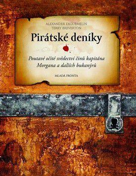 Terry Breverton, Alexander Exquemelin: Pirátské deníky cena od 204 Kč