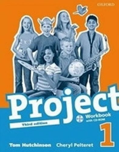 Tom Hutchinson: Project the Third Edition 1 Workbook CZ cena od 188 Kč