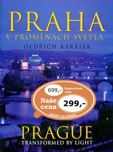 Oldřich Karásek: Praha v proměnách světla cena od 207 Kč
