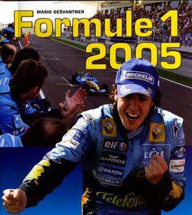 Mário Gešvantner: Formule 1 2005 cena od 271 Kč