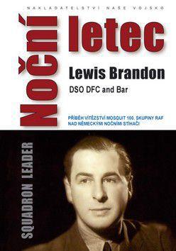 Brandon Lewis: Noční letec cena od 206 Kč