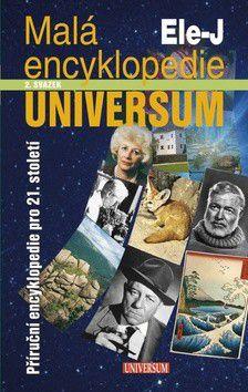 Malá encyklopedie Universum 2 cena od 249 Kč