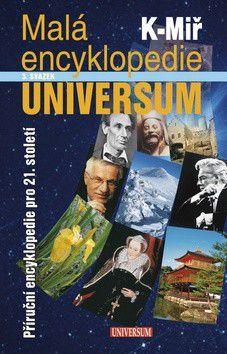 Malá encyklopedie Universum 3 cena od 249 Kč