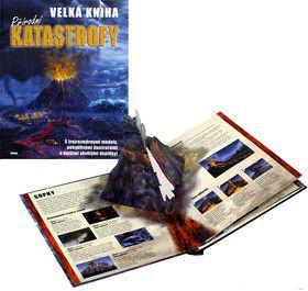 Velká kniha přírodní katastrofy cena od 0 Kč