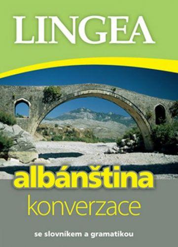 Kolektiv autorů: Albánština konverzace cena od 150 Kč