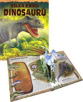 Velká kniha dinosaurů cena od 143 Kč