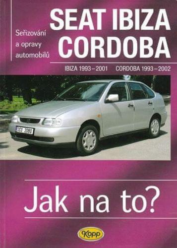Hans-Rüdiger Etzold: Seat Ibiza Cordoba - 1993 - 2002 - Jak na to? - 41. cena od 474 Kč
