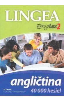 LINGEA EasyLex 2 - Angličtina - slovník s okamžitým prekladom cena od 193 Kč