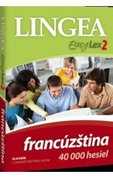 LINGEA EasyLex 2 - Francúzština - slovník s okamžitým prekladom cena od 175 Kč