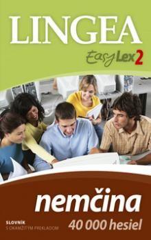 LINGEA EasyLex 2 - Nemčina - slovník s okamžitým prekladom cena od 175 Kč