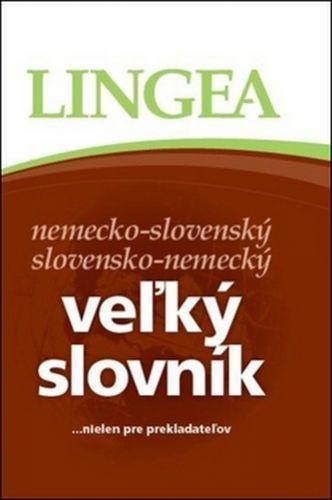 Nemecko-slovenský, slovensko -nemecký veľký slovník...nielen pre prekladateľov cena od 1144 Kč