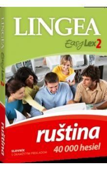 LINGEA EasyLex 2 - Ruština -  slovník s okamžitým prekladom cena od 165 Kč