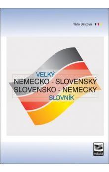 Veľký nemecko - slovenský a slovensko - nemecký slovník cena od 516 Kč