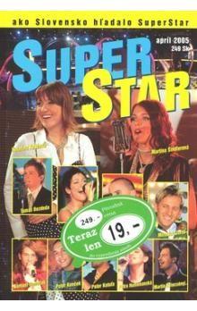 Ako slovensko hľadalo SuperStar cena od 27 Kč