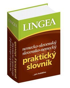 Nemecko-slovenský slovensko-nemecký praktický slovník cena od 505 Kč