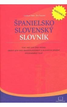 Ladislav Trup, Eva Tallová: Španielsko slovenský slovník cena od 659 Kč