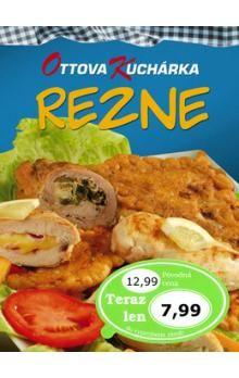 Ottova kuchárka Rezne cena od 153 Kč