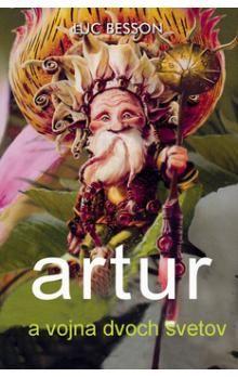 Luc Besson: Artur a vojna dvoch svetov cena od 188 Kč