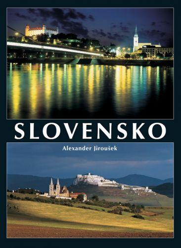 Alexander Jiroušek: Slovensko cena od 415 Kč