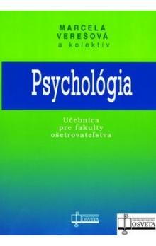 Marcela Verešová: Psychológia cena od 186 Kč