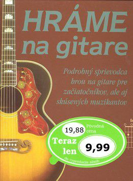Hráme na gitare cena od 193 Kč