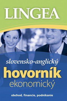 Slovensko-anglický hovorník ekonomický cena od 310 Kč