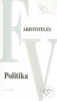 Aristotelés: Politika cena od 164 Kč