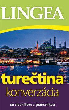 LINGEA Turečtina - konverzácia so slovníkom a gramatikou cena od 214 Kč
