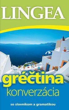 LINGEA Gréčtina - konverzácia so slovníkom a gramatikou cena od 0 Kč