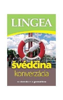 LINGEA Švédčina - konverzácia so slovníkom a gramatikou cena od 157 Kč