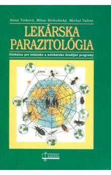 Lekárska parazitológia - Kolektív autorov cena od 677 Kč
