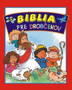 Mack Thomas, Joe Stites: Biblia pre drobčekov cena od 246 Kč