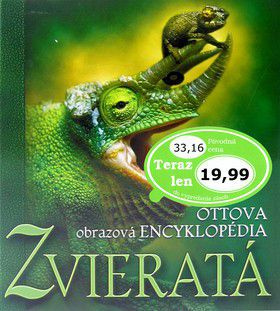Zvieratá cena od 997 Kč