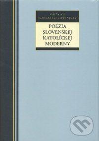 Milan Hamada: Poézia slovenskej katolíckej moderny cena od 224 Kč