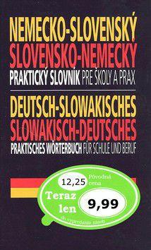 Nemecko-slovenský, slovensko-nemecký praktický slovník pre školy a prax cena od 175 Kč