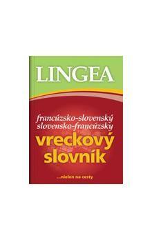 Francúzsko-slovenský slovensko-francúzský vreckový slovník cena od 168 Kč