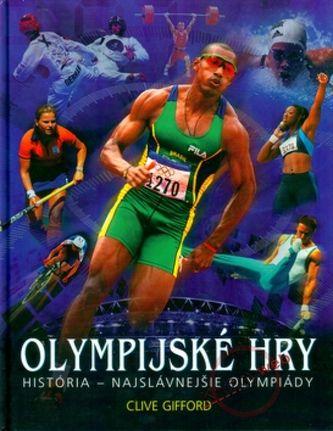Clive Gifford: Olympijské hry cena od 178 Kč
