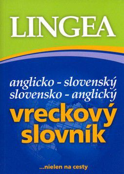 Anglicko-slovenský slovensko-anglický vreckový slovník cena od 0 Kč