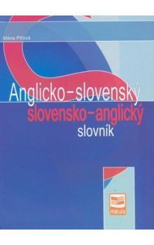 Mária Piťová: Anglicko-slovenský a slovensko-anglický slovník cena od 196 Kč